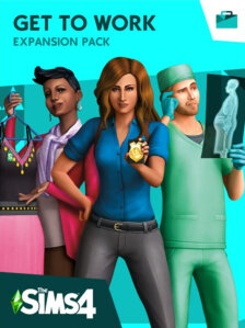 The Sims 4: Get to Work - למחשב (DLC)