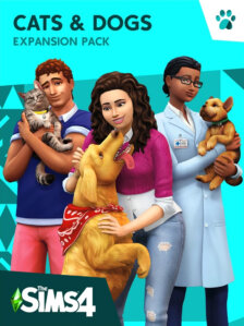 The Sims 4: Cats & Dogs - למחשב (DLC)