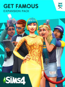 The Sims 4: Get Famous - למחשב (DLC)