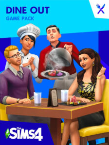 The Sims 4: Dine Out - למחשב (DLC)