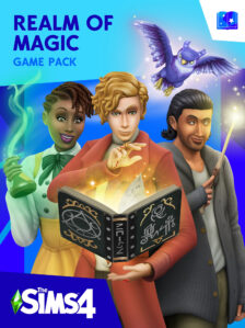 The Sims 4: Realm of Magic - למחשב