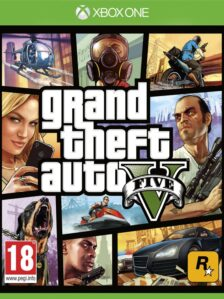 Grand Theft Auto V - לאקס-בוקס ONE ו - SERIERS X|S