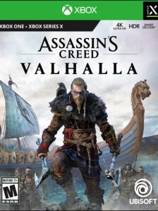 Assassin's Creed Valhalla - לאקס-בוקס ONE ו - SERIERS X|S