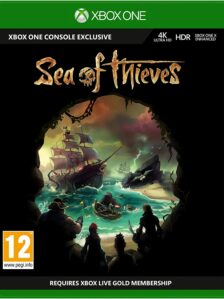 Sea of Thieves - לאקס-בוקס ONE ו - SERIERS X|S